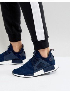 adidas Originals NMD_XR1 PK Trainers In Navy BA7215 - Navy
