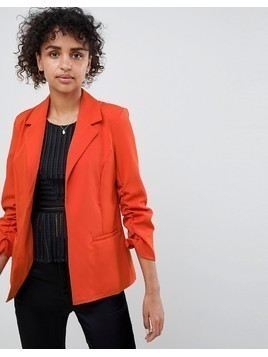 Parisian Blazer - Red