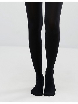 Jonathan Aston 60 Denier Smooth It Shape It Tights - Black