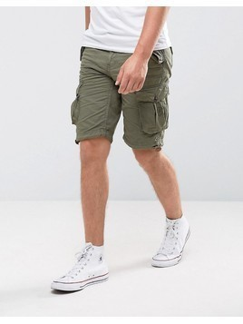 Loyalty and Faith Cargo Shorts - Green