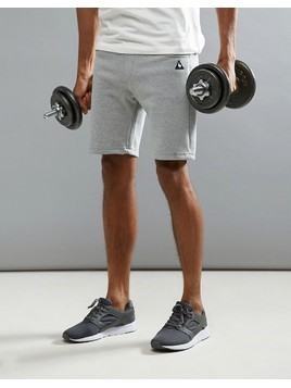 Le Coq Sportif Sweat Shorts - Grey