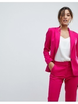 French Connection Suiting Blazer - Pink