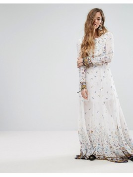 Glamorous Maxi Dress - White