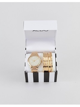 ALDO Lefleda Watch - Gold