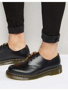 Dr Martens Original 3-Eye Shoes 11838002 - Black