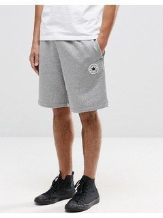 Converse Core Shorts In Grey 10002136-A01 - Grey