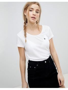 Jack Wills Basic T-Shirt - White