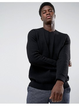 Weekday Real Sweatshirt - Black