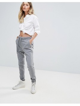 Tommy Hilfiger Denim Trackpant - Grey