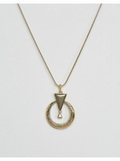 House Of Harlow Pendant Necklace - Gold