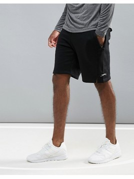 Slazenger Fleece Active Shorts - Black