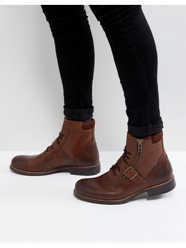 ALDO Walden Lace Up Boots In Brown - Brown