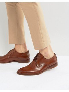 ALDO Yilaven Derby Shoes - Tan
