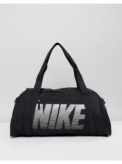 Nike Travel Sports Bag In Black - Black