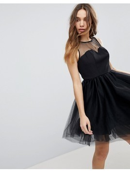 Pimkie Tulle Prom Dress - Black