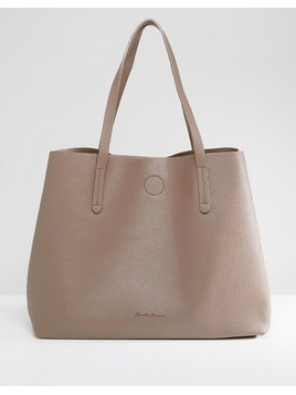 Claudia Canova Shopper Bag - Grey