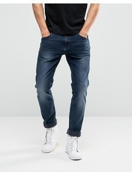 Blend Jeans Twister Slim Fit Vintage Indigo - Blue