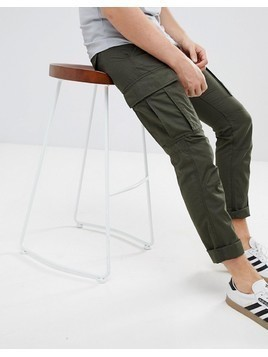 Produkt Cargo Trousers - Green
