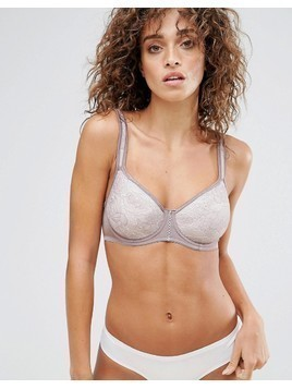 Dorina Candice Spacer T-Shirt Bra A - D Cup - Brown