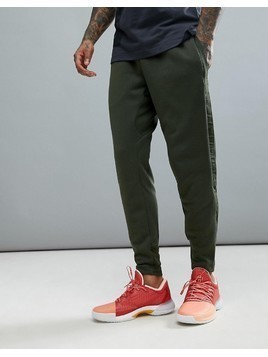 adidas Basketball Harden Trousers In Khaki CE7310 - Green