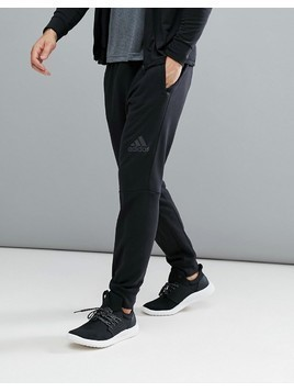 adidas Training Work Out Joggers In Black BK0946 - Black