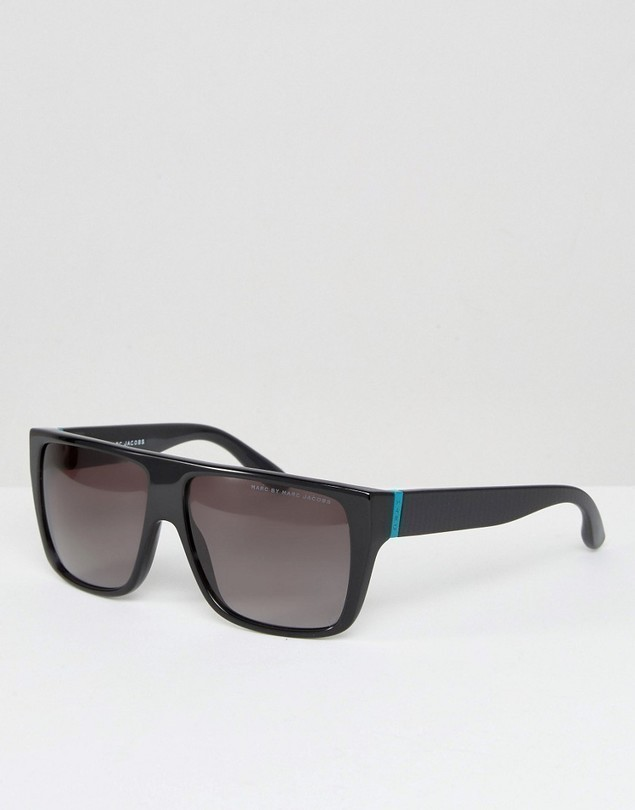 Marc By Marc Jacobs Sqaure Sunglasses - Black
