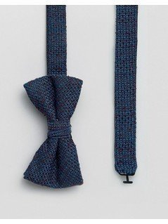 Ted Baker Tulbow Bowtie in Textured - Blue