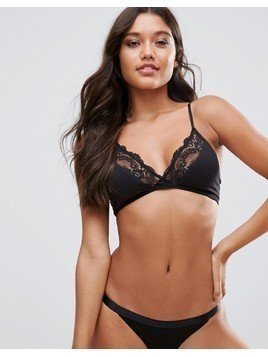 Y.A.S Spencer Bralette - Black