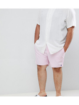 French Connection PLUS Swim Shorts - Pink
