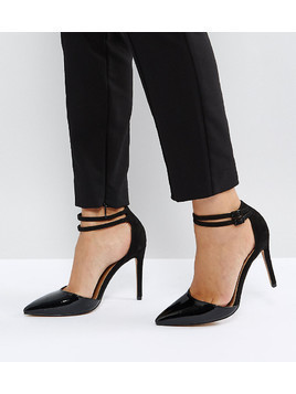 ASOS PRIMROSE Pointed Heels - Black