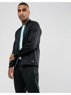 adidas Originals EQT Hawthorne Tracksuit Jacket In Black BQ2075 - Black