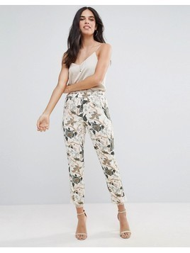 Vero Moda Printed Trousers - Multi
