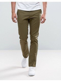 Brixton Reserve Chino in Standard Fit - Green