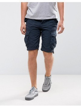 Loyalty and Faith Cargo Shorts - Navy