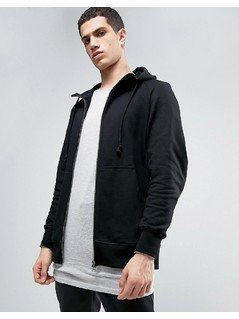 adidas Originals X By O Zip-up Hoodie In Black BQ3092 - Black