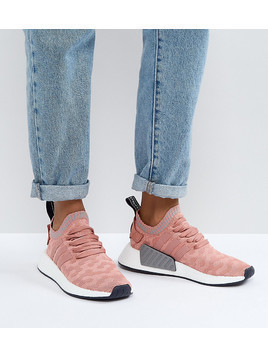 adidas Originals NMD R2 Trainers In Pink - Pink