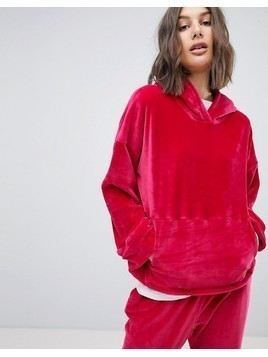 Free People Movement Cherry Hoodie - Red