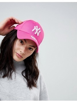New Era 9Forty Hot Pink Cap - Pink
