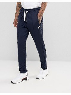 Ellesse Italia Poly Tricot Track Joggers - Navy