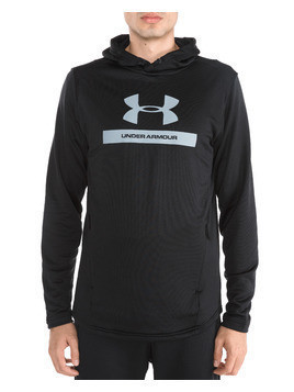 Under Armour MK-1 Terry Graphic Bluza Czarny