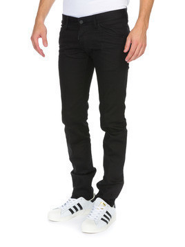 DSQUARED2 Long Clement Dżinsy Czarny