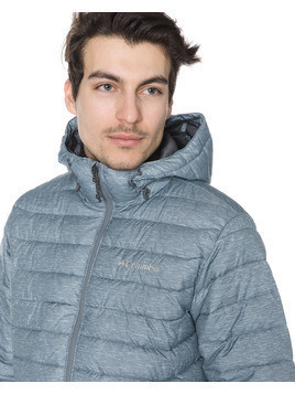 Columbia Powder Lite™ Jacket M, Niebieski