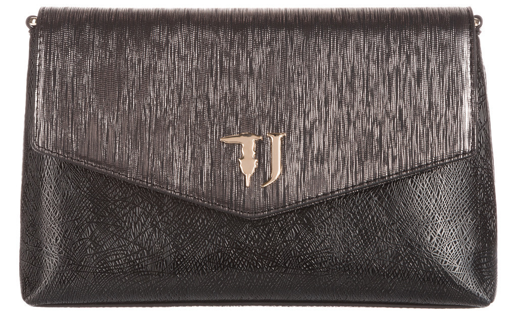 Trussardi Jeans Red Carpet Cross body bag UNI, Czarny Szary