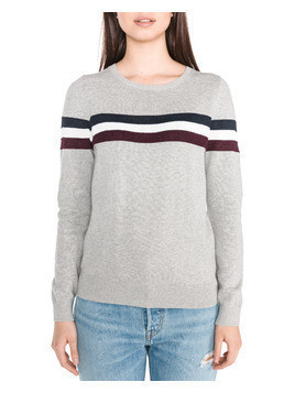 Tommy Hilfiger Roumia Sweter Szary