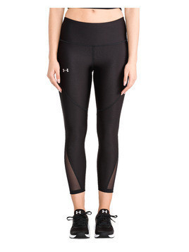 Under Armour HeatGear® Fashion Legginsy Czarny