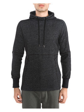 Under Armour Speckle Terry Bluza Czarny