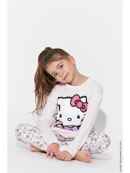 Długa Piżama Hello Kitty