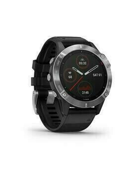 Zegarek Do Biegania Garmin Fenix 6 Silver/Black