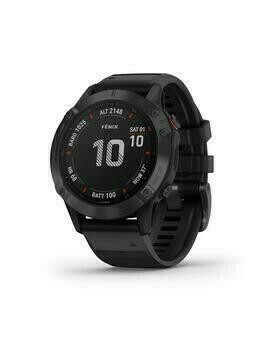 Zegarek Do Biegania Garmin Fenix 6 Pro Grey