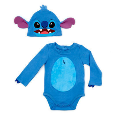 Stitch Baby Costume Body Suit - 6-9 Months